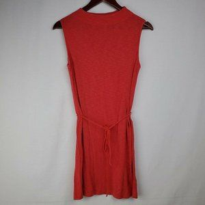 Dolan Left Coast Collection Dress Red Knit Mini